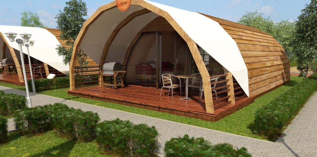 luxus mobilheim kaufen glamping ferienunterk nfte oder. Black Bedroom Furniture Sets. Home Design Ideas