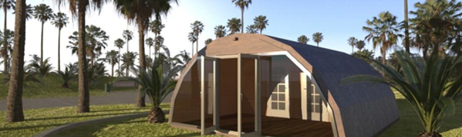 igloo tube glamping ferienunterk nfte luxus mobilheime. Black Bedroom Furniture Sets. Home Design Ideas